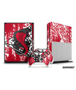 Designer Skin for XBOX ONE S 1S Gaming Console+2 Controller Sticker Deca... - $9.85
