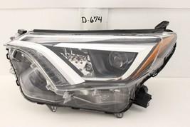 Oem Headlight Head Light Lamp Headlamp Toyota RAV4 16-18 Led High Intensity x1 - $495.00