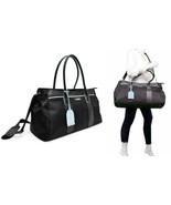 """Duffel Bag TAHARI NEW YORK Madison Avenue 21"""" Travel Duffel Women's Bag,... - $128.69"""