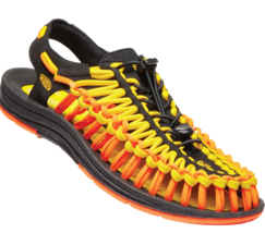 Keen Uneek Flat Cord Größe US 7 M (B) Eu 37,5 Damen Sportsandalen Schuhe... - $63.28