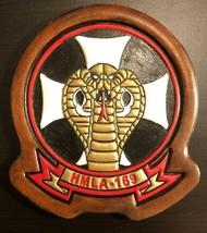 USMC HMLA-169 Leather Patch - $98.99