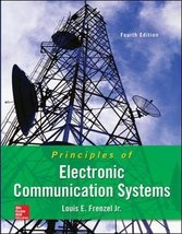 Principles of Electronic Communication Systems [Hardcover] [Feb 09, 2015... - $154.95