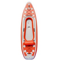 BRIS Inflatable High Pressure Kayak Canoe Boat One Person image 5