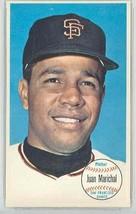 1964 Topps Géants#37 Juan Marichal Carte San Francisco - $8.28