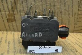 2000 Honda Accord V6 ABS Pump Control OEM Module 198-10C2 - $15.79