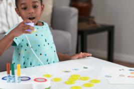 Crayola Color Wonder Light Up Stamper with Scented Inks Gift for Kids Ages 3-6 image 4