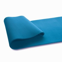 Tone Fitness High Density NBR  Exercise Mat, Blue - $28.00