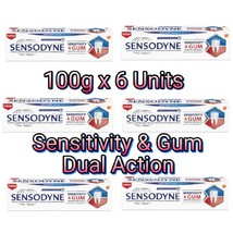 Sensodyne Sensitivity & Gum Original Toothpaste - 100g x 6 Units - $56.78