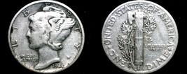 1944-D Mercury Dime Silver - $5.49