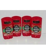 4 Sticks Old Spice Ambassador Anti-Perspirant Deodorant 2.6 Oz. 8/2022 (l) - $35.63