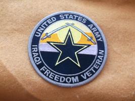 Oif U.S. Army Veteran Patch - $5.95