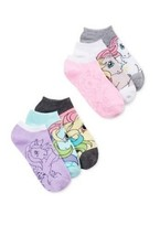 MY LITTLE PONY Socks DISNEY Planet Sox 6 Pack 6 PAIRS - NWT - $9.49