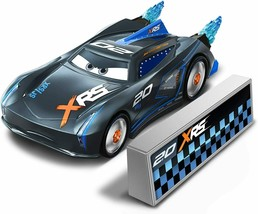 Disney Cars XRS Rocket Racing 1:64 Die Cast Car with Blast Wall: IGNTR #... - $11.87