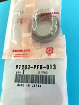 1-PC PACK GENUINE Honda Accord Acura Integra Camshaft Seal 91203-PFB-013 ! - $4.99