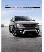 2015 Dodge JOURNEY sales brochure catalog 15 AVP SE SXT Limited Crossroa... - $6.00