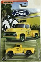 2019 Matchbox Ford #6 56 Ford F-100 Pickup - $4.95