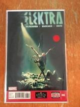 ELEKTRA #6 Marvel Comics Near Mint Comic Book - $1.89