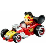 Tomica Disney Mickey Mouse and the road racer's MRR-1 Hot Rod Mickey Mouse - $26.13