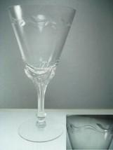 Tiffin Franciscan Lenox Wreath Water Goblet Stem 17418 - $15.88