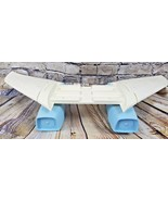 Barbie Jumbo Jet Replacement Wings and Wheels Base - $8.90