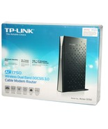 TP-LINK Archer CR700 Wireless Dual Band AC1750 DOCSIS 3.0 Cable Router - $104.45