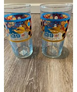 Lot Of (2)2013  Kentucky Derby 139 Official Glasses  READY TO SHIP Mint - $4.89