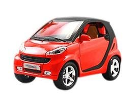 PANDA SUPERSTORE Children's Toy Car Model Lovely Car Toy 1:32 Exquisite Car Toys