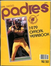 San Diego Padres Baseball Yearbook MLB 1979-Rollie Fingers-Dave Winfield... - $49.66