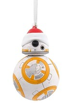 Hallmark: BB-8 With Santa Cap - Star Wars - Holiday Ornament - $13.85