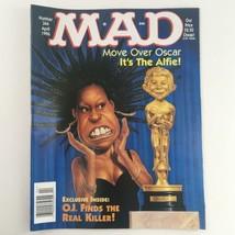 Mad Magazine April 1996 No. 344 Move Over Oscar It's The Alfie Very Fine VF 8.0 - $7.55