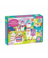 "Mudpuppy Llama Land Fuzzy Puzzle, 42 Chunky Pieces, 15""x11"" – for Ages 3... - $14.99"