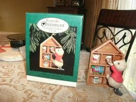 20#4   NIB Hallmark keepsake Collector's Club 1995 Mouse Christmas Tree ... - $9.89