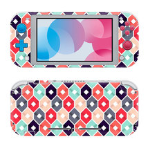 Colored Cells Nintendo Switch Skin for Nintendo Switch Lite Console  - $19.00