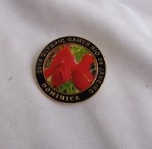 Dominica Rio 2016 Olympic Pin Pinback - $8.54