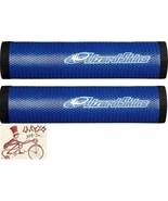LIZARD SKINS DSP 32.3MM BLUE MTB BICYCLE GRIPS - $29.70