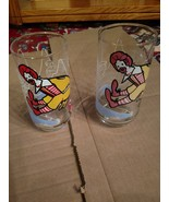 "Vintage Ronald McDonald 1977 Glass Tumbler ""No swimming Filet O' Fish Lake"" - $9.99"