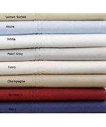 Ralph Lauren Dunham White Sheet Set Full - $66.00