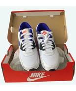 "Nike Air Max, 90 Essential, ""Ultramarine, White/Solar Red, Size 7.5, New... - $167.77"