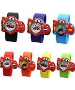 Minion Cartoon Child Quartz Kids Slap on Wristwatch Unique Xmas Gift for... - $29.65