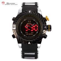 Luxury Goblin Shark Sport Watch Mens Outdoor Fashion Digital LED Multifu... - $120.73 CAD+