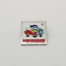 Disney Pin 2014 Mater Matador Cars Tow Truck Hidden Mickey 3 of 5  - $6.80