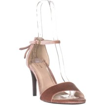 Cole Haan Clara Grand Ankle-Strap Dress Sandals, Nude/Glitter, 9.5 US - $61.43