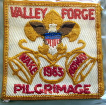 1963 VALLEY FORGE PILGRIMAGE - $11.48