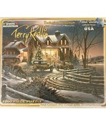 Terry Redlin Crown Thy Good With Brotherhood 1000 Piece Jigsaw Puzzle Ar... - $22.77