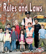 Rules and Laws (First Step Nonfiction ? Government) [Paperback] Kishel, Ann-Mari