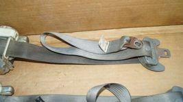 05-11 Toyota Tacoma Front Seat Belt Belts Set L&R GRAY image 4