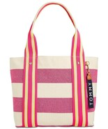 Tommy Hilfiger Classic Tommy Woven Rugby Tote - $78.00