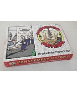 Management Material Card Game Office Cubicle Humor Playing Info Technology - $14.84