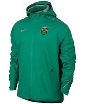 $350 Nike Men's Hyper-Shield Jacket, Green, Size L. - $118.79