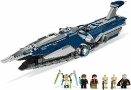 LEGO Star Wars Malevolence 9515 Count Dooku Padme Grievous Anakin RETIRE... - $420.75